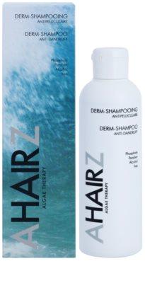André Zagozda Hair Algae Therapy bőrgyógyászati sampon korpásodás ellen 1