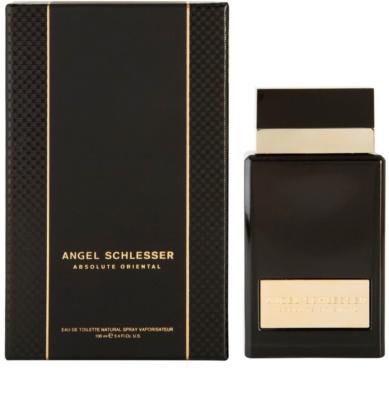 Angel Schlesser Absolute Oriental toaletní voda pro ženy