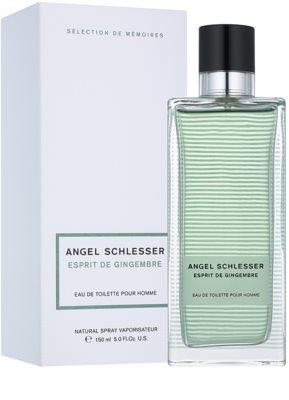 Angel Schlesser Esprit de Gingembre toaletní voda pro muže 1