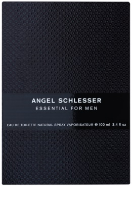 Angel Schlesser Essential for Men Eau de Toilette pentru barbati 4
