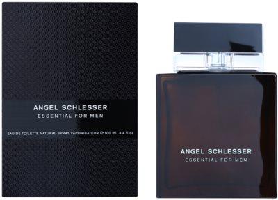Angel Schlesser Essential for Men eau de toilette para hombre