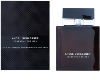 Angel Schlesser Essential for Men Eau de Toilette pentru barbati