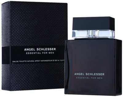 Angel Schlesser Essential for Men Eau de Toilette pentru barbati 1