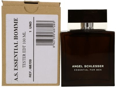 Angel Schlesser Essential for Men туалетна вода тестер для чоловіків 1
