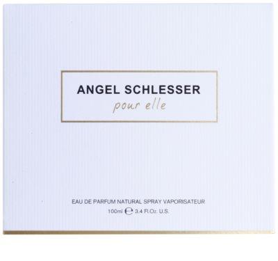 Angel Schlesser Pour Elle eau de parfum para mujer 4
