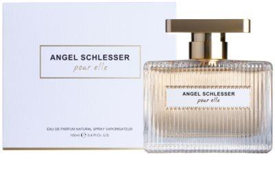 Angel Schlesser Pour Elle eau de parfum para mujer 1