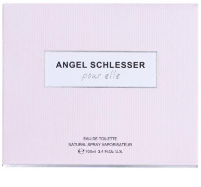 Angel Schlesser Pour Elle Eau de Toilette für Damen 4