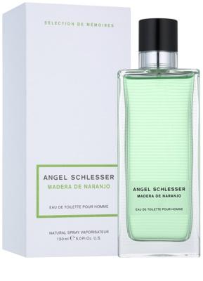 Angel Schlesser Madera de Naranjo toaletní voda pro muže 1