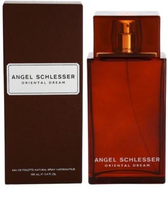 Angel Schlesser Oriental Dream eau de toilette férfiaknak