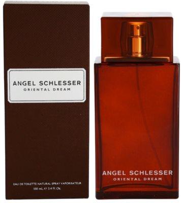 Angel Schlesser Oriental Dream Eau de Toilette pentru barbati
