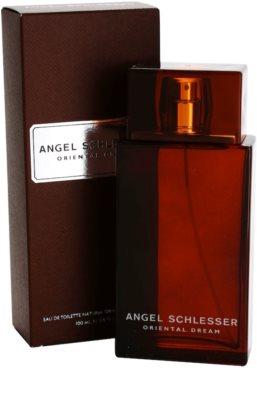 Angel Schlesser Oriental Dream Eau de Toilette pentru barbati 1