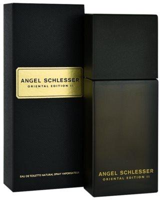 Angel Schlesser Oriental II Eau de Toilette para mulheres