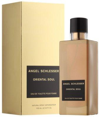 Angel Schlesser Oriental Soul toaletna voda za ženske 1