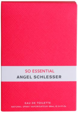 Angel Schlesser So Essential eau de toilette para mujer 4