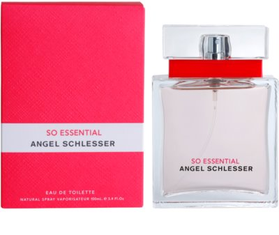 Angel Schlesser So Essential eau de toilette para mujer