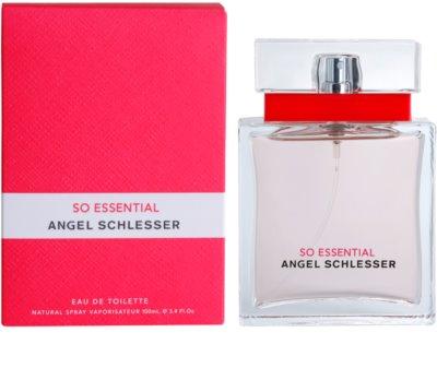 Angel Schlesser So Essential Eau de Toilette pentru femei