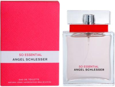 Angel Schlesser So Essential woda toaletowa dla kobiet