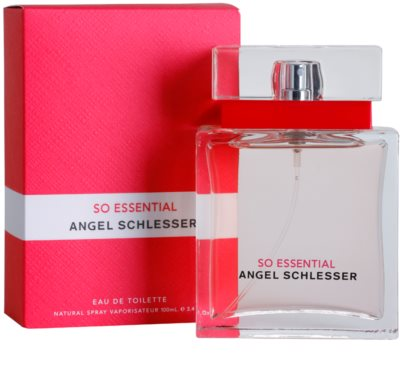 Angel Schlesser So Essential eau de toilette para mujer 1