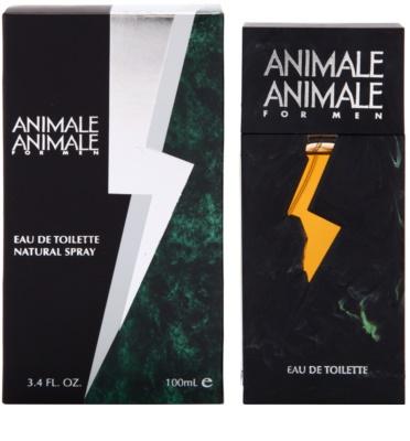 Animale Animale for Men eau de toilette férfiaknak