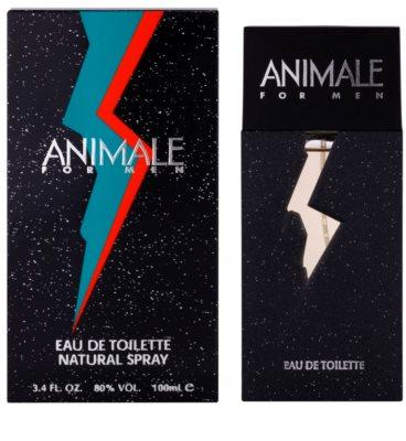 Animale For Men eau de toilette férfiaknak