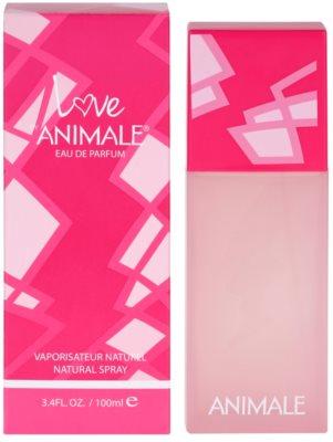 Animale Animale Love woda perfumowana dla kobiet