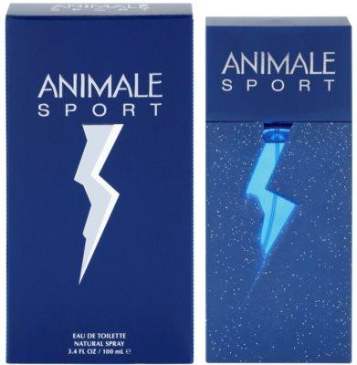 Animale Sport toaletna voda za moške