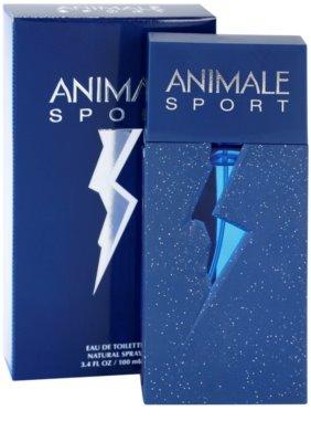 Animale Sport toaletní voda pro muže 1