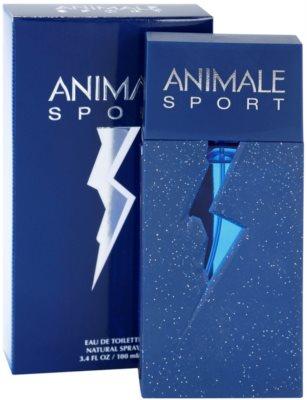 Animale Sport eau de toilette férfiaknak 1