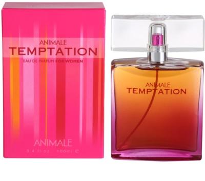 Animale Temptation eau de parfum nőknek
