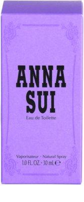 Anna Sui Anna Sui Eau de Toilette para mulheres 4