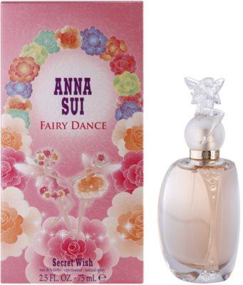 Anna Sui FairyDanceSecret Wish toaletní voda pro ženy