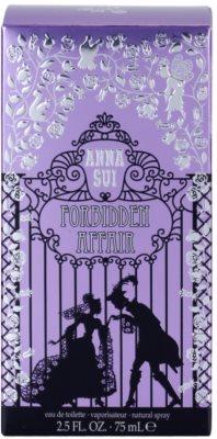 Anna Sui Forbidden Affair Eau de Toilette für Damen 4