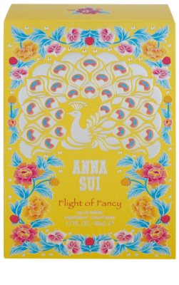 Anna Sui Flight of Fancy eau de toilette nőknek 4
