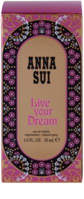 Anna Sui Live Your Dream Eau de Toilette pentru femei 4