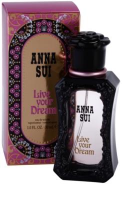 Anna Sui Live Your Dream woda toaletowa dla kobiet 1