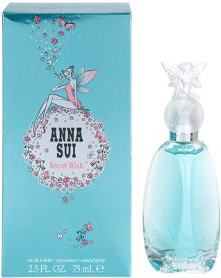 Anna Sui Secret Wish Eau de Toilette für Damen