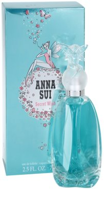 Anna Sui Secret Wish eau de toilette nőknek 1