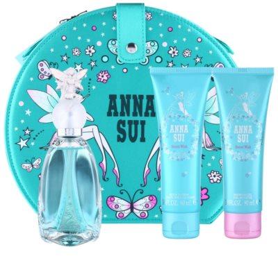 Anna Sui Secret Wish zestaw upominkowy
