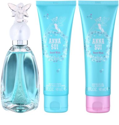 Anna Sui Secret Wish coffret presente 2