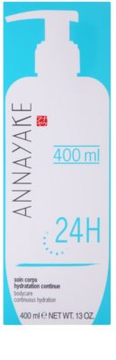 Annayake 24H Hydration hidratáló testápoló tej 2