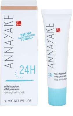 Annayake 24H Hydration tónovací hydratační krém 1