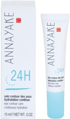 Annayake 24H Hydration hydratační oční krém 1