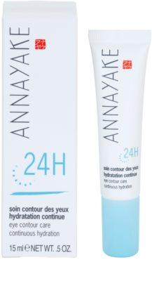Annayake 24H Hydration vlažilna krema za predel okoli oči 1
