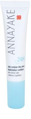 Annayake 24H Hydration crema de ochi hidratanta