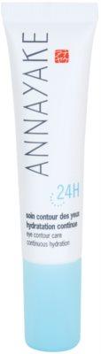 Annayake 24H Hydration vlažilna krema za predel okoli oči
