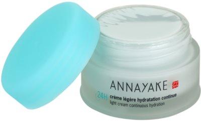 Annayake 24H Hydration crema cu textura usoara cu efect de hidratare 1