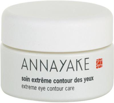 Annayake Extreme Line Firmness crema reafirmante para contorno de ojos
