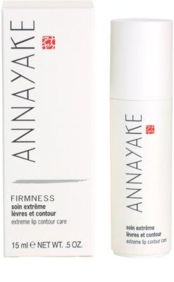 Annayake Extreme Line Firmness stärkende Krem für Lippen 2