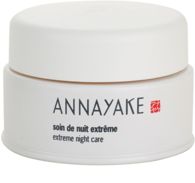 Annayake Extreme Line Firmness crema de noche reafirmante