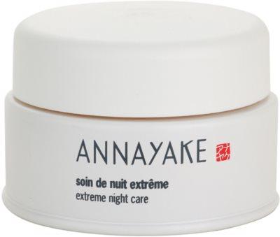 Annayake Extreme Line Firmness creme de noite refirmante